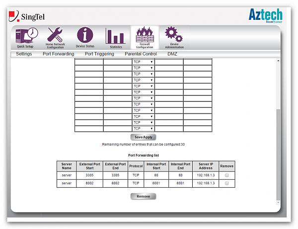 StreamMeNG HD 2.4.3 Beta 3618 06.05.15-7-7-15-officepc-portforward-list.png