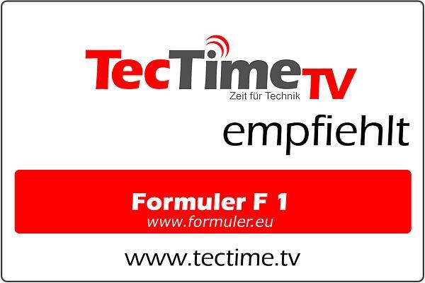 Testberichte und Auszeichnungen: Formuler F1-tectime-tv-empfehlung_formuler_f1_formuler_eu_h650.jpg