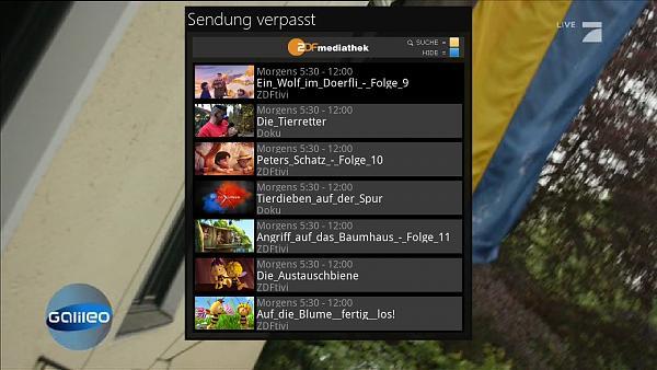 ZDF-Mediathek funktioniert nach update nicht mehr richtig-verpasste-sendungen.jpg